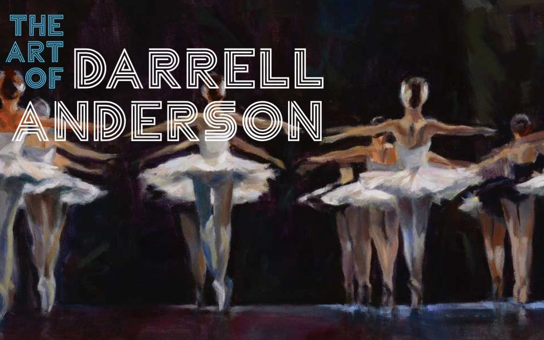 New site for Colorado artist Darrell Anderson